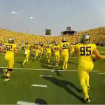 Autzen stadium and its most realistic 360° video