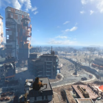 Fallout 4 colossal world is maximized in VR