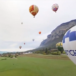 Balloon flight transports you to the heavens in an incredible 360 video