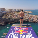 Red Bull Cliff Diving VR : A competition that will leave you yearning for more