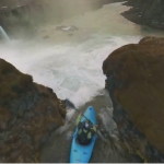 Kayaking jump into a fully immersive VR experience