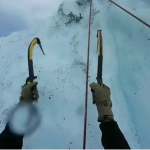 Ice climbing arrives to your VR in this impressive video