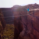 Thigh rope: Do one of the most adrenalin experiences in 3D and 360