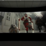 Star Wars - The Last Jedi shows its more futuristic side with the VR