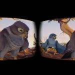 Zambezia movie in VR will soften your feelings