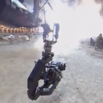 Transformers 5 Last Knight: Go behind the scenes and enjoy the purest action in 360