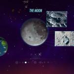 Do a Solar System 360 degree tour!