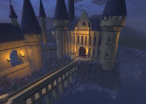 Enter to the Howgarts Castle in 360
