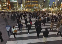 Live the Shibuya Crossing experience in VR