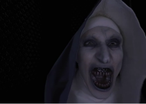 The Nun movie is terror in its purest form