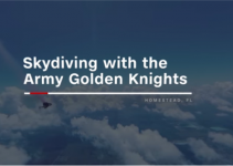 Skydive with a professional parachute team