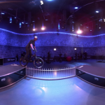 360° Bike tricks video