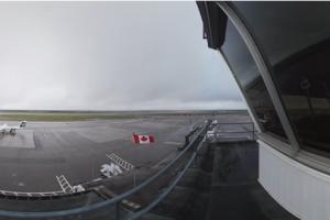 360° Gander International Airport video