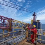360 Oil Rig and petrol extraction VR