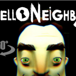 Hello Neighbor in 360