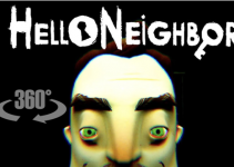 Hello Neighbor in 360
