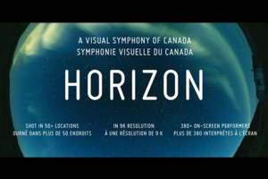 Travel to Canada with VR HORIZON documentary