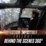 Behind the scenes Mission Impossible Fallout in VR and 360