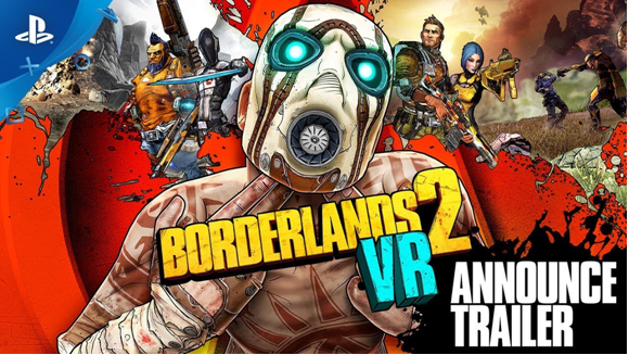 Borderlands 2 jump to VR
