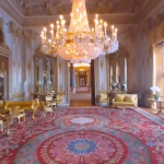 Buckingham Palace tour in a 360 way