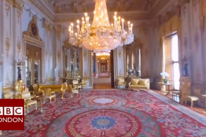 Buckingham Palace Tour in VR