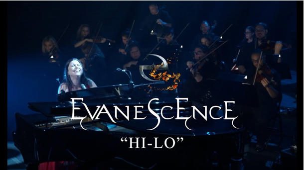 Evanescense performance in VR