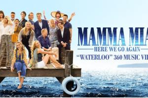 Know more of Mamma Mia! 2 in VR