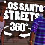 Los Santos Street in VR