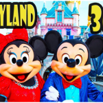 Disneyland tour in 360°