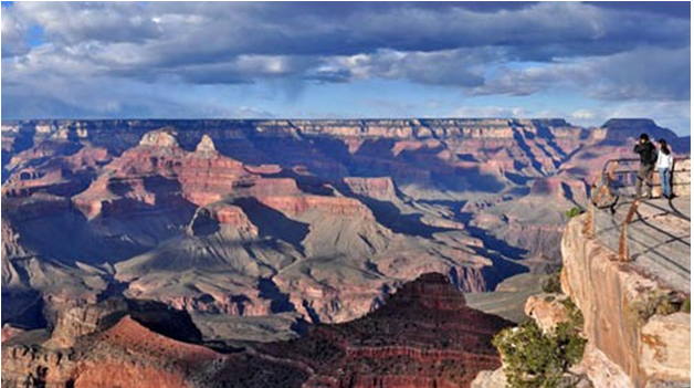 Grand Canyon in 360°