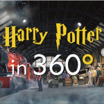 Harry Potter's locations 360 video